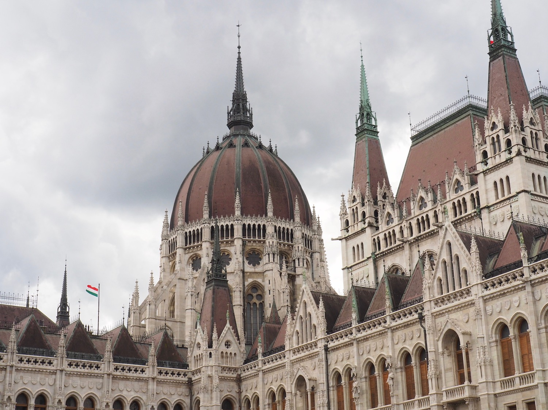 Visiter Budapest en famille, itinéraire sur 5 jours -Le Parlement