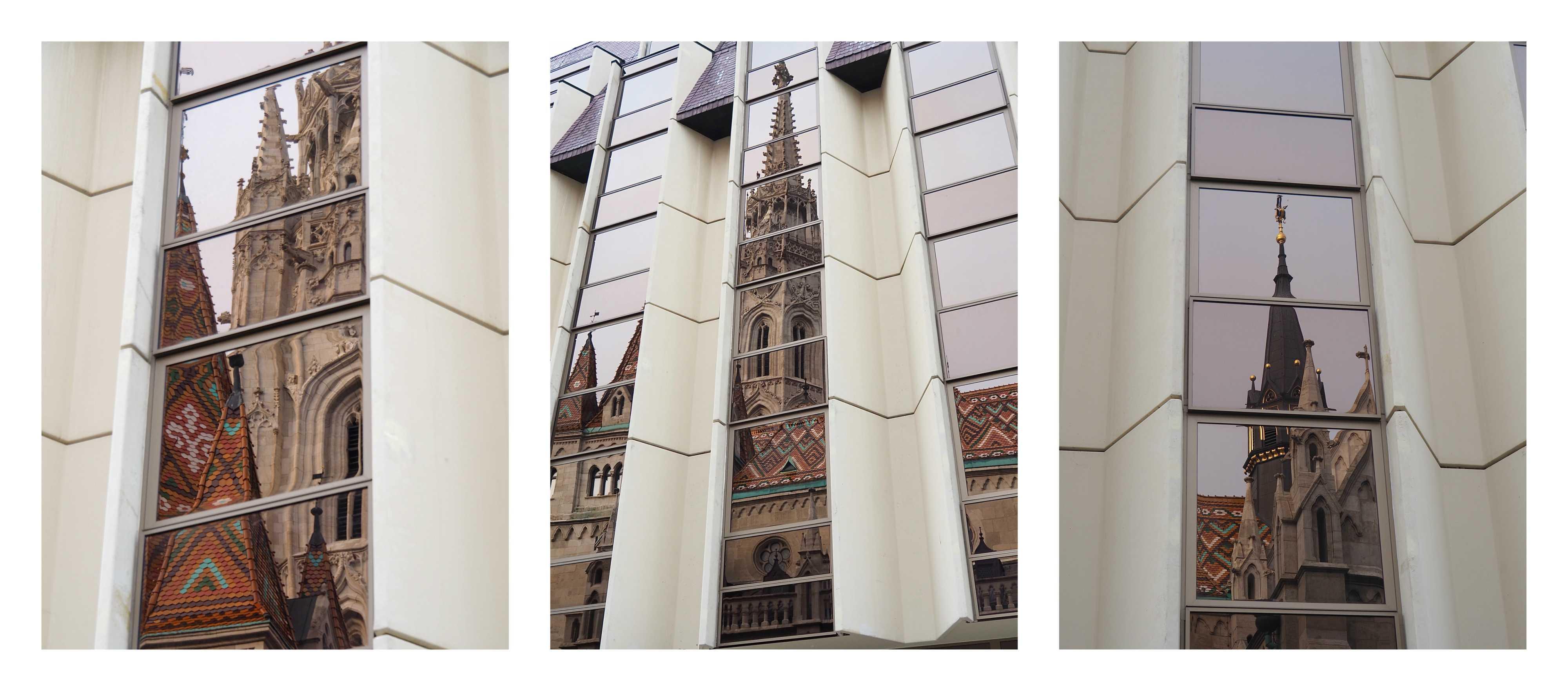Visite de Budapest en famille, itinéraire sur 5 jours. Balade dans le quartier du château - Eglise Mathias
