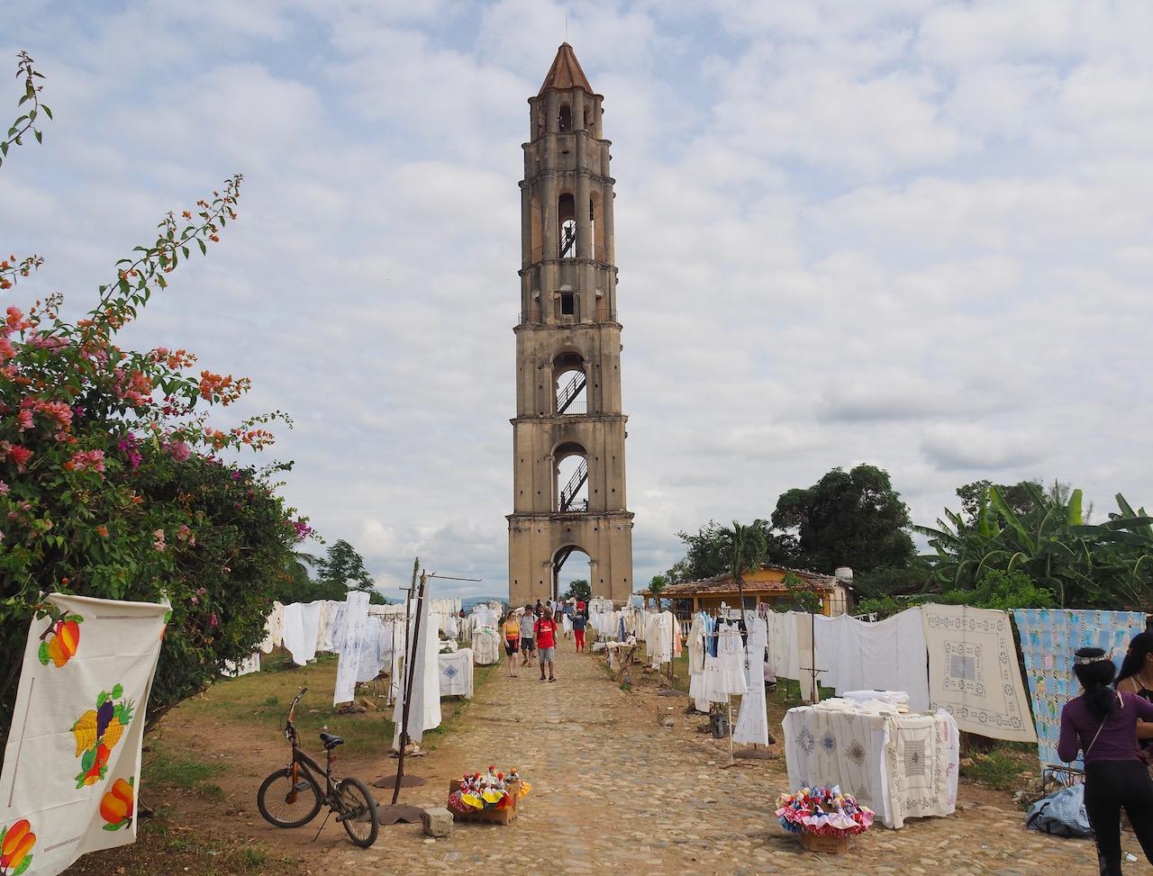 Cuba - 2 jours à Trinidad - Torre Iznaga