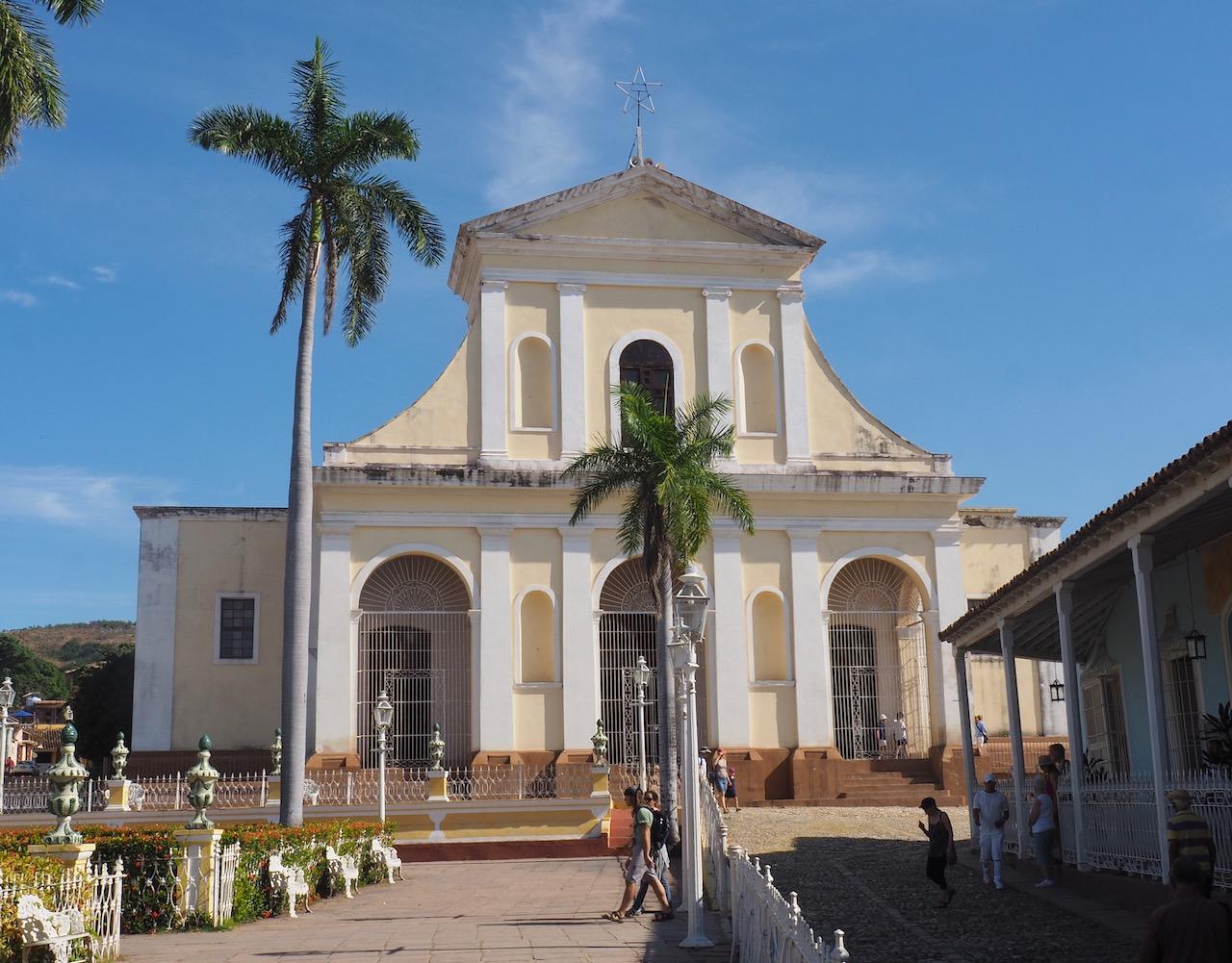 Cuba - 2 jours à Trinidad - Iglesia de la Santisima