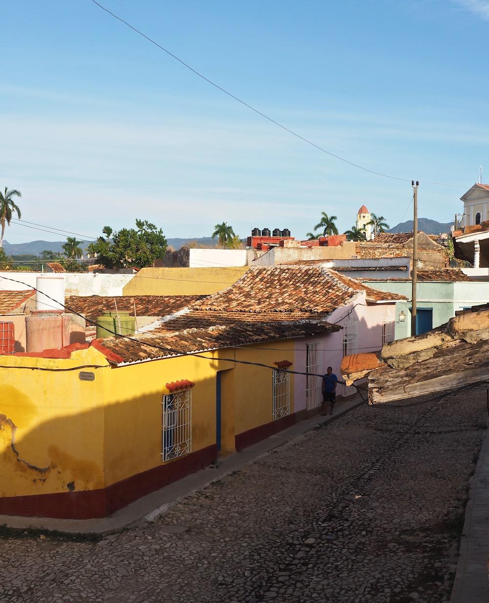 Cuba - 2 jours à Trinidad - vue de la casa Gran Cana