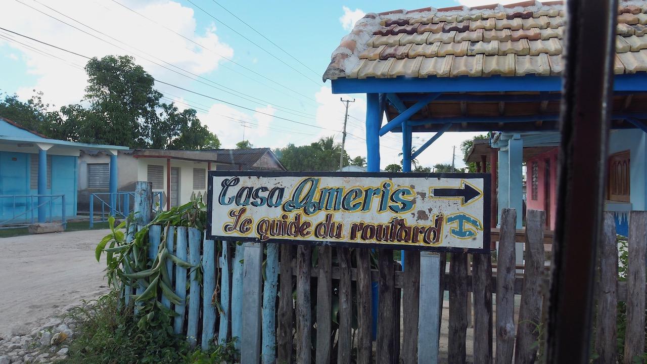 Cuba - Stop plongée à Playa Larga - Casa Ameris