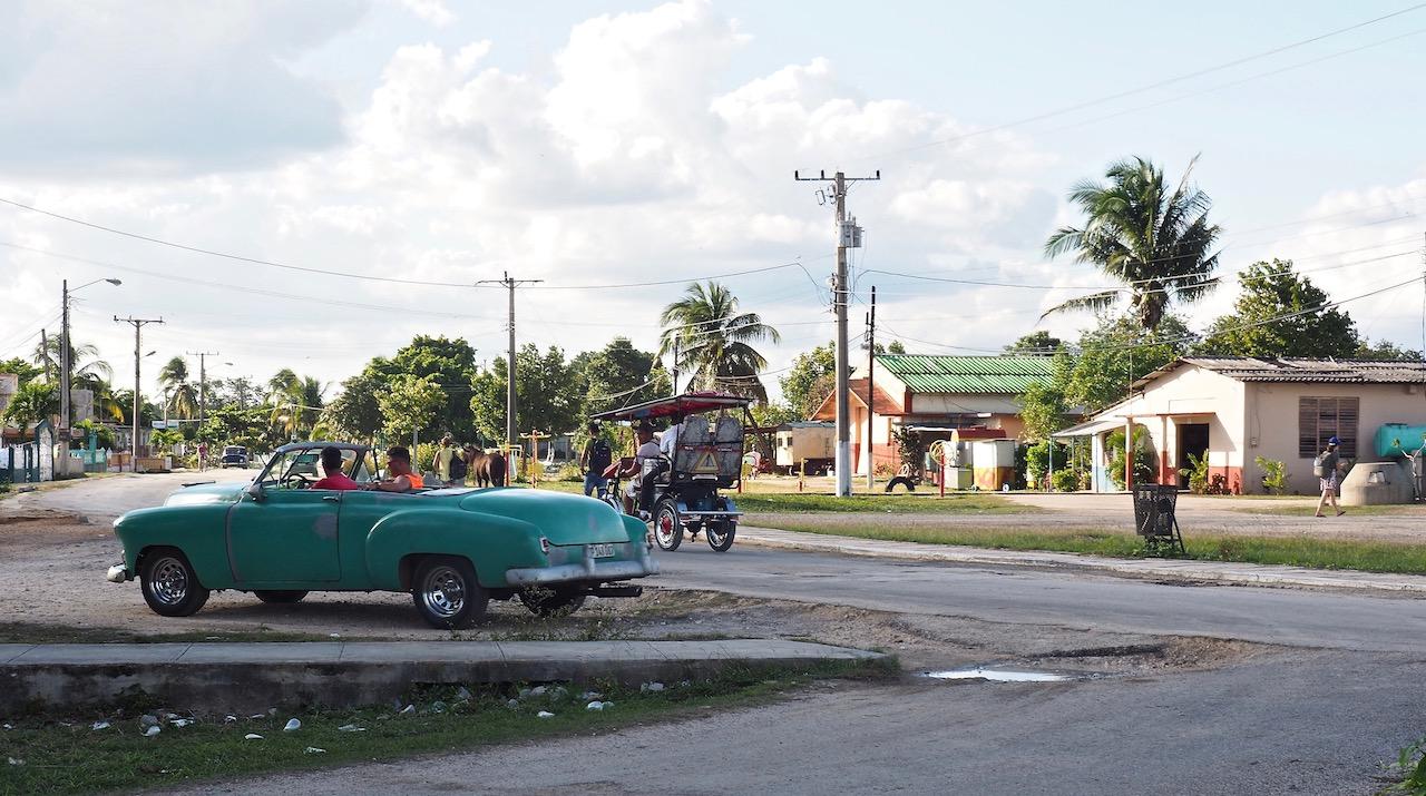 Cuba - Stop plongée à Playa Larga - centre ville