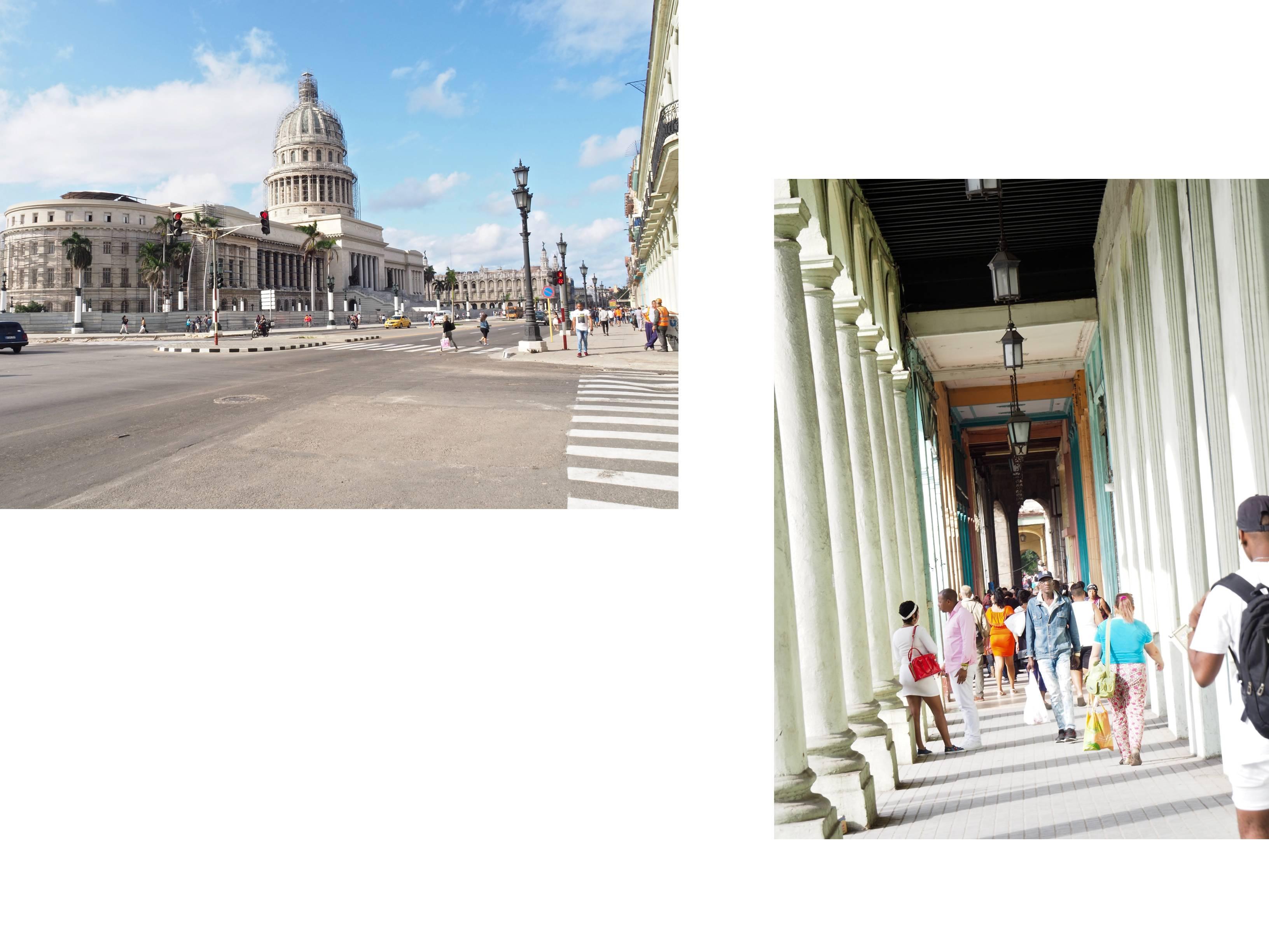 3 jours à la Havane - Le Capitolio