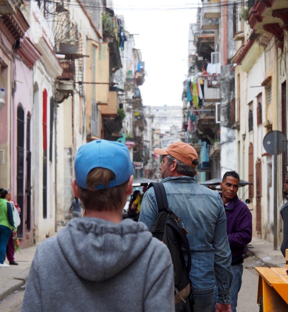 3 jours à la Havane - dans les rues de la Habana Vieja