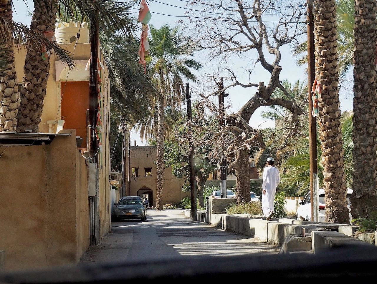 Voyage à Oman, dans les rues étroites de Birkat Al Mawz