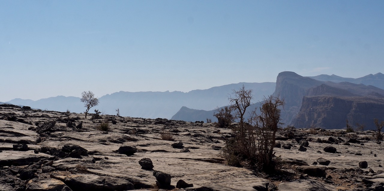 Voyage à Oman, Off Road, Djebel Shams