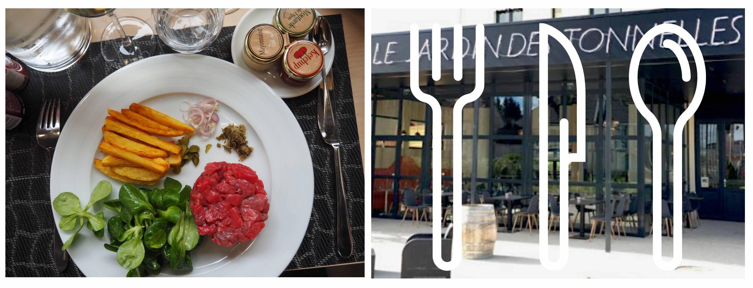 Week-end en Aube en Champagne - Restaurant les Tonnelles à Bar-sur-Seine