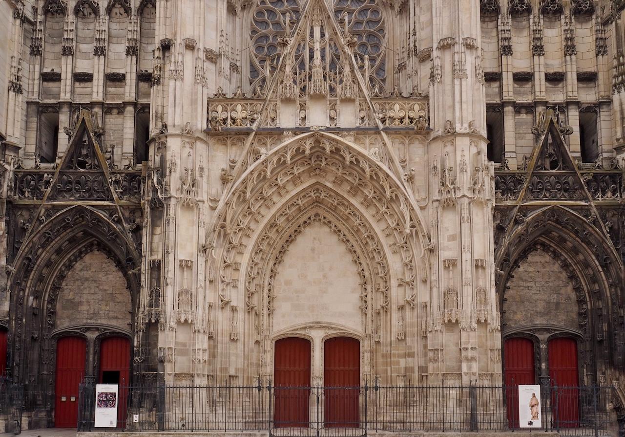 Week-end en Aube en Champagne - Cathédrale Saint-Pierre Saint-Paul à Troyes