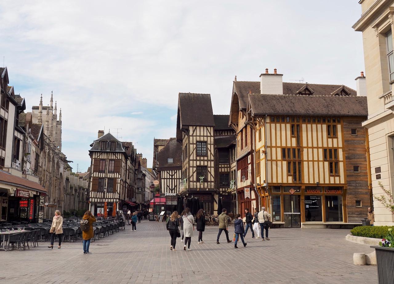 Week-end en Aube en Champagne - Troyes