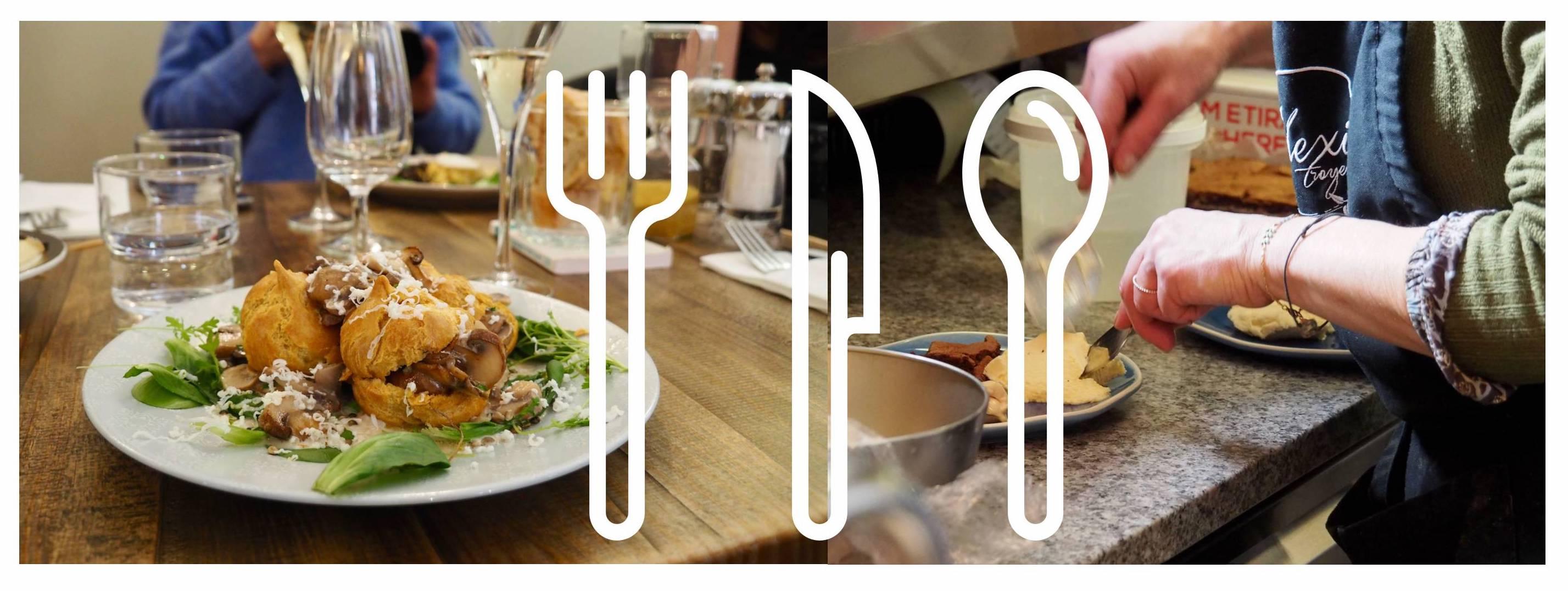 Week-end en Aube en Champagne - Restaurant Au Flexi Troyen à Troyes