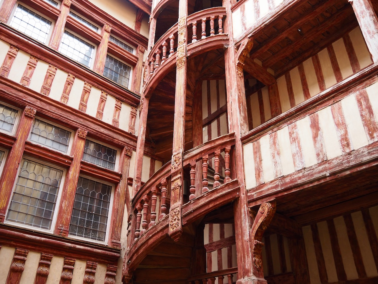 Week-end en Aube en Champagne - hôtel Lion noir à Troyes