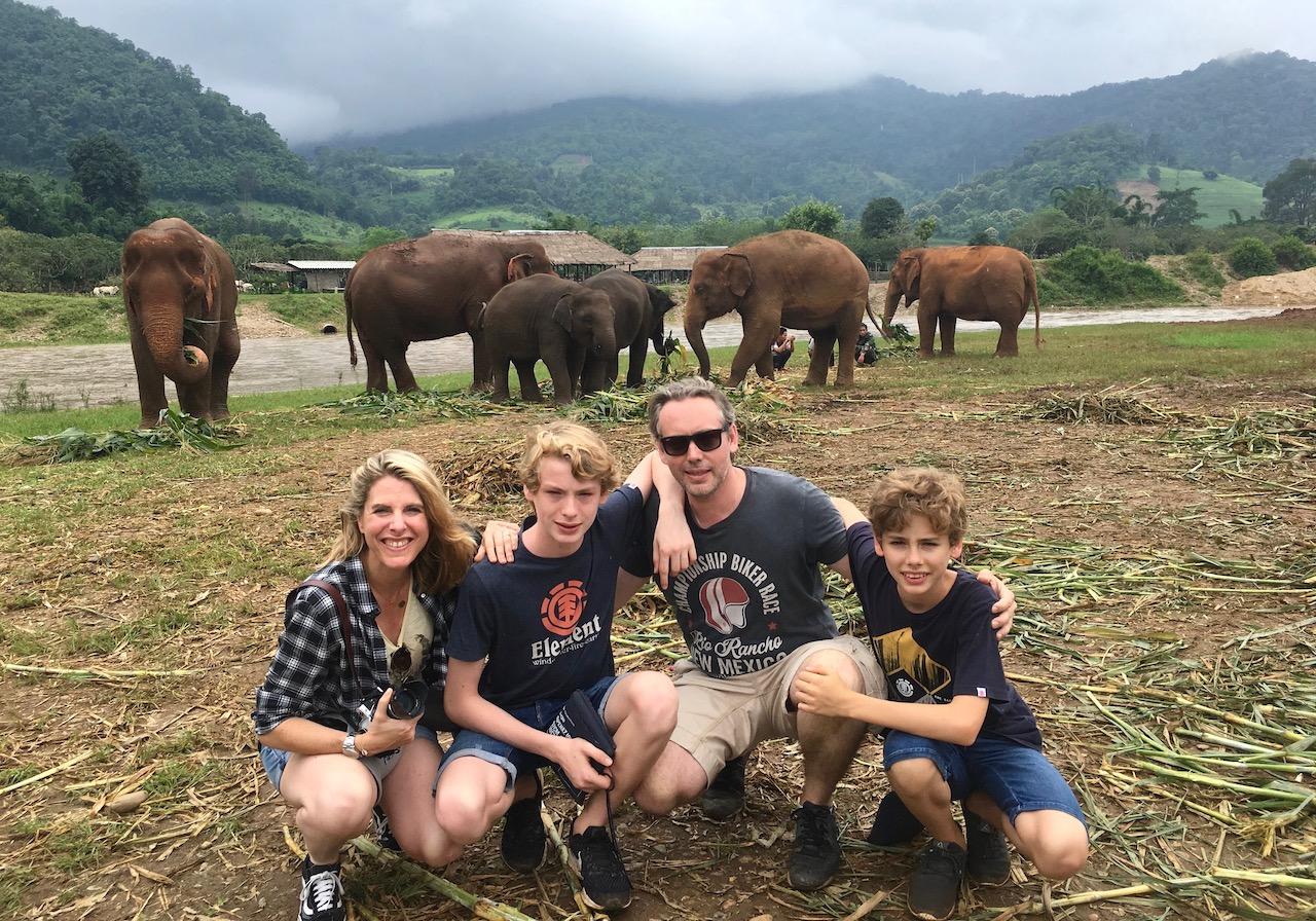 Elephant nature Park à Chiang Mai en Thaïlande, un sanctuaire extra-ordinaire