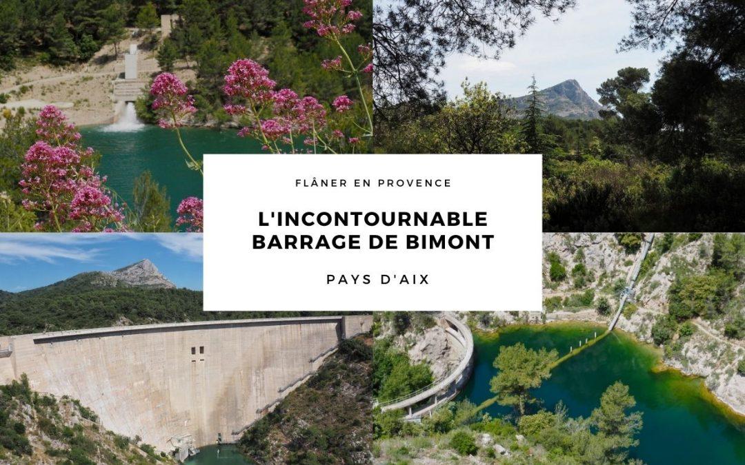L'incontournable balade au barrage de Bimont